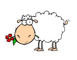 oveja-con-flor-animales-la-granja-pintado-por-arlish-9758247